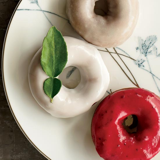 The Mission: DIY Doughnuts