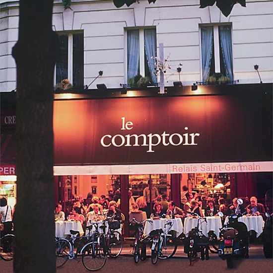 The world 39 s best food cities paris food wine - Le comptoir du relais menu ...