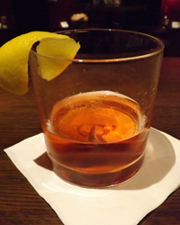 Sazerac Interpreted