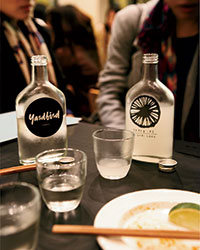 Yardbird Hong Kong's Custom-Designed Sake