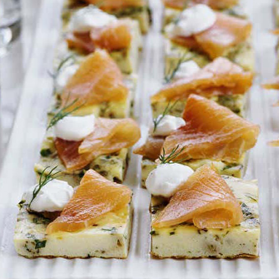 9 Brunch Appetizers for a Blow-Out Weekend Bash