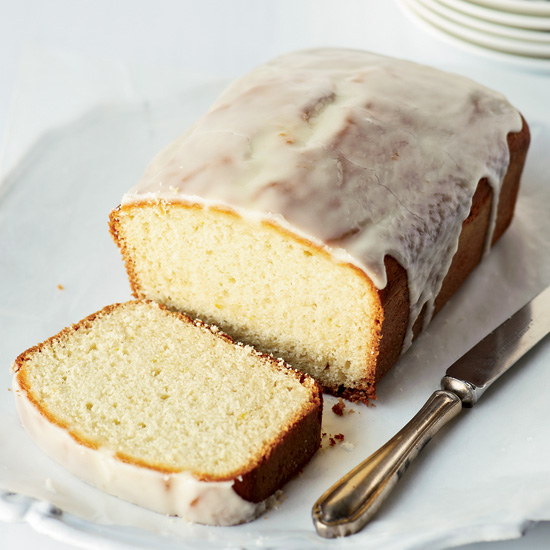 Lemon-Citrus Pound Cake