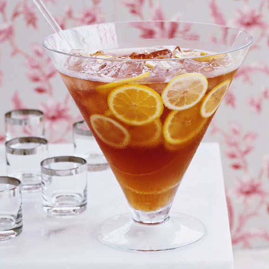 brandy wine punch - Christmas Punch Recipes With Alcohol