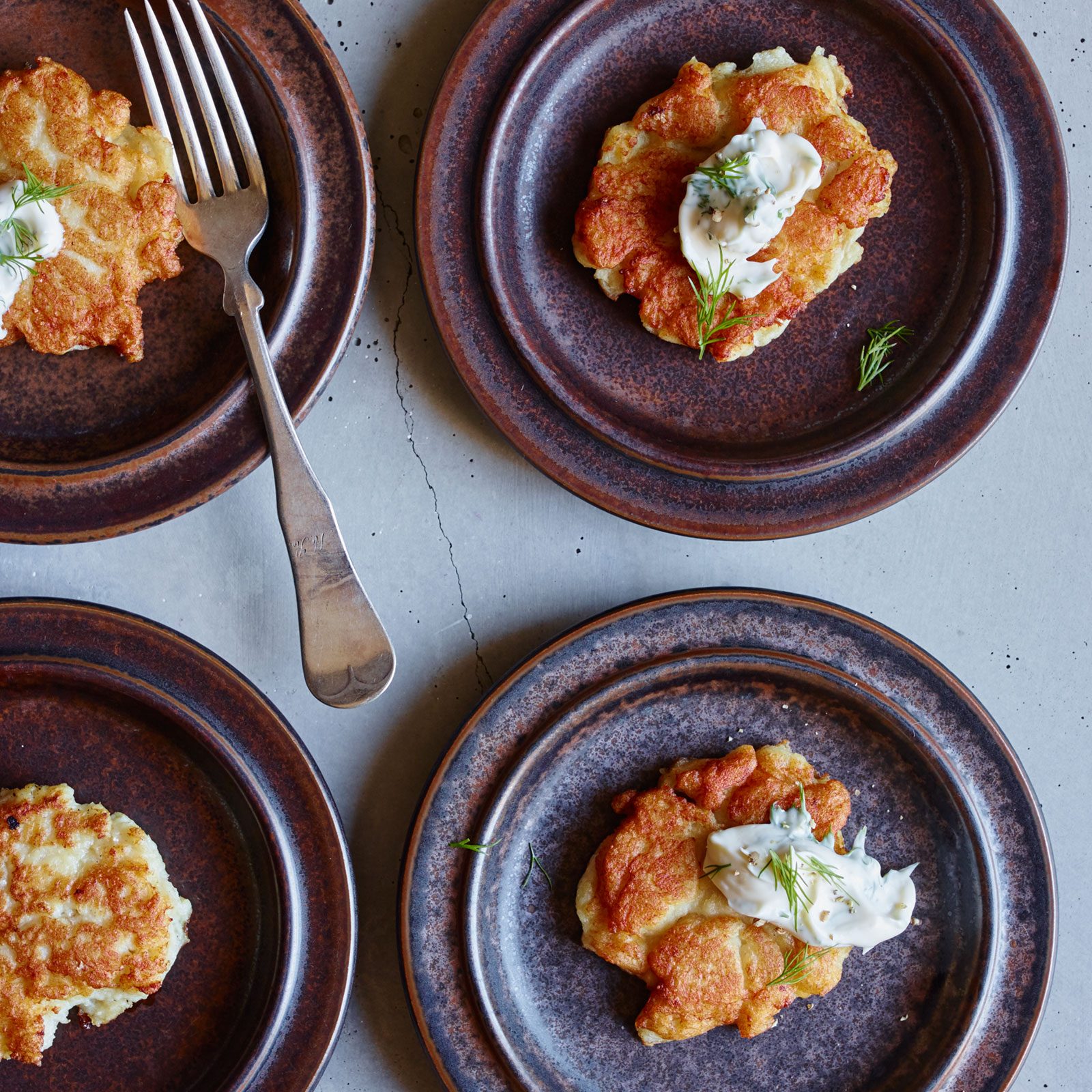 Norwegian Fish Cakes with Dill Mayonnaise Recipe - Magnus Nilsson ...