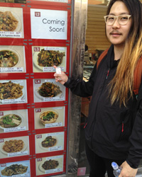 Mission Chinese Food chef Danny Bowien.