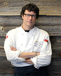 Canadian chef Jamie Kennedy