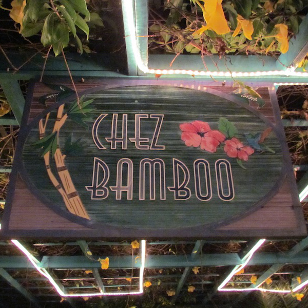 Chez Bamboo, Virgin Gorda