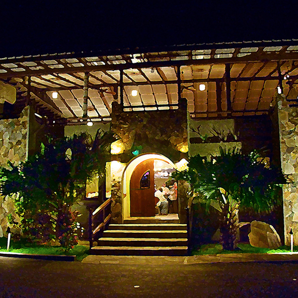 The Rock Cafe, Virgin Gorda