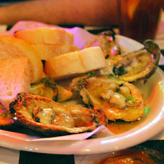 Acme Oyster House; New Orleans