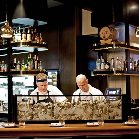 GT Fish & Oyster; Chicago