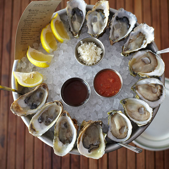 L&E Oyster Bar; Los Angeles