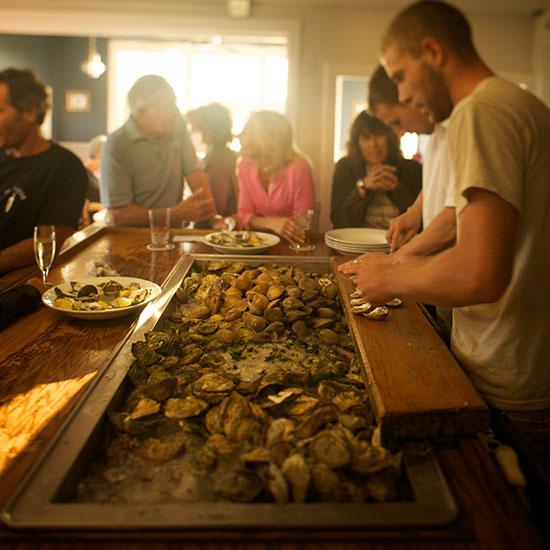 Matunuck Oyster Bar; South Kingstown, RI
