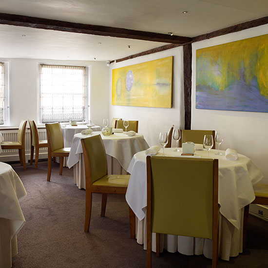 Bray, England: The Fat Duck