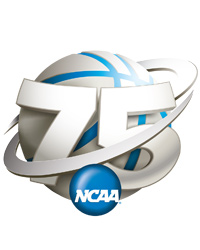 NCAA - Final Four 75th Anniversary logo