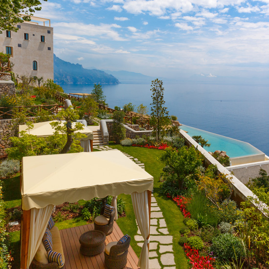 Hotels in Italy and Beautiful Villas