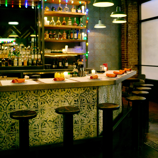 Bar Amá, Los Angeles