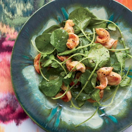 Shrimp Salad with Sherry Vinaigrette
