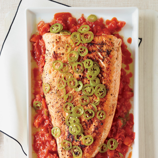 7 Ways to Dress Up Grilled Salmon