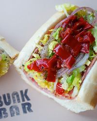Portland Restaurants: Bunk Sandwiches