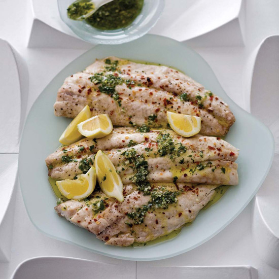 12 Chef Upgrades for Roasted Fish