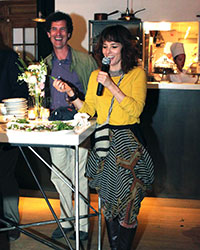 ABCSA launch at ABC Kitchen Photo by Laina MacRae