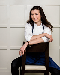 Best New Pastry Chef 2013 Monica Glass