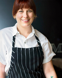 Best New Pastry Chef 2013 Sarah Jordan