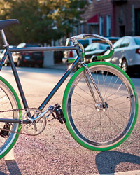 Chef Obsessions: Commuter Bike