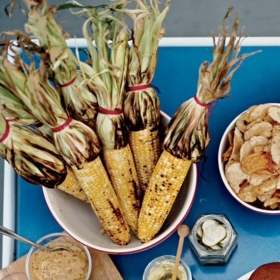 Recipes: Corn