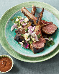 Summer Wine Pairings for Grilled Lamb