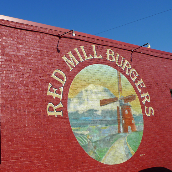 Red Mill Burgers, Seattle