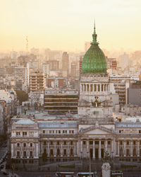 Postcard from Buenos Aires