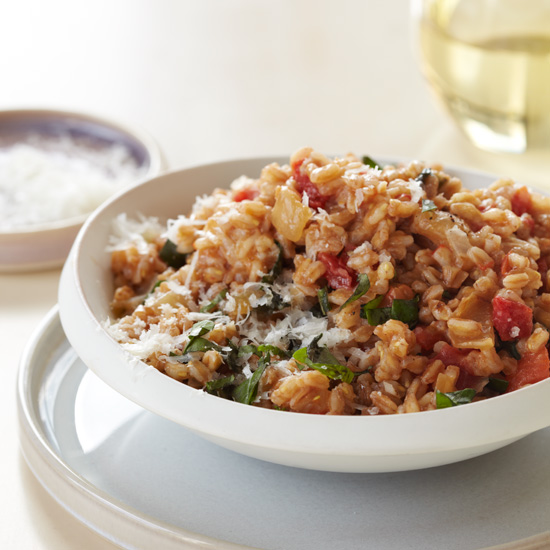 8 Creamy Risotto Recipes That Are Actually Healthy