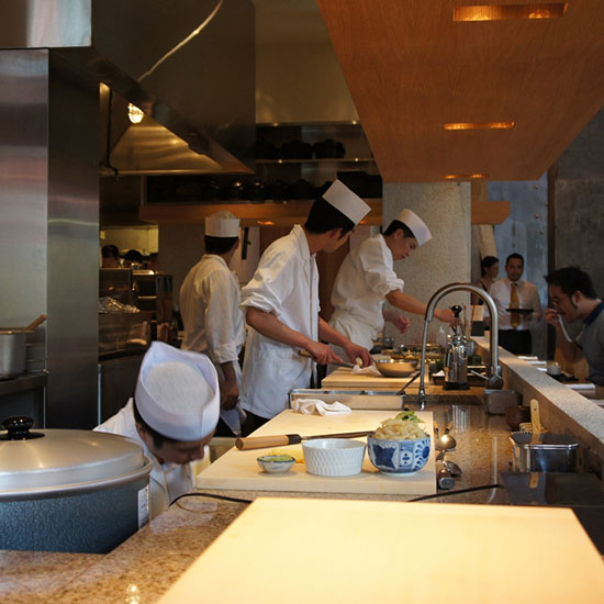 New York: Ichimura at Brushstroke
