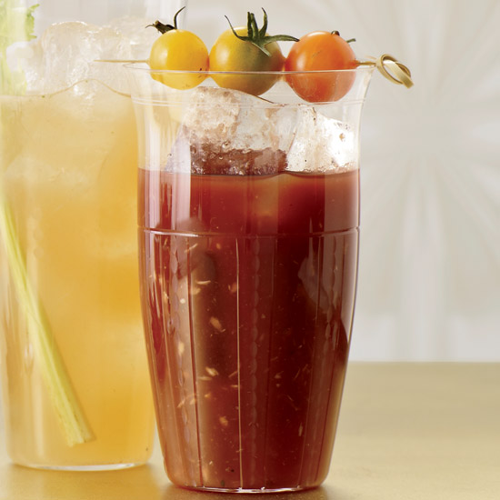 Bloody Good Balsamic Mary