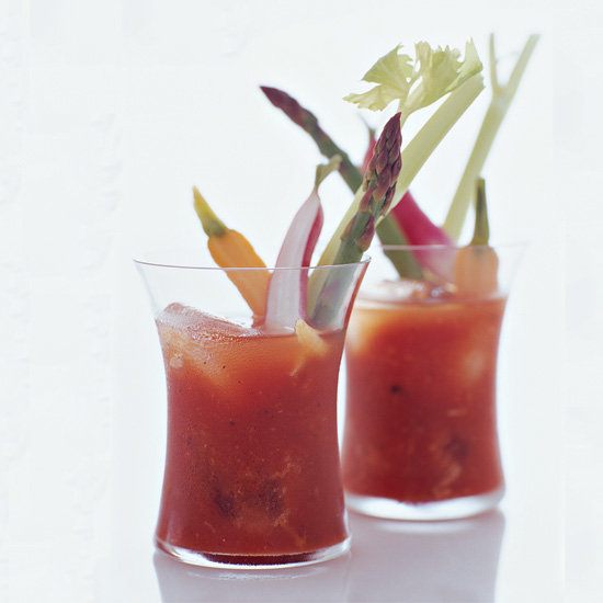 Zee Spotted Pig Bloody Mary