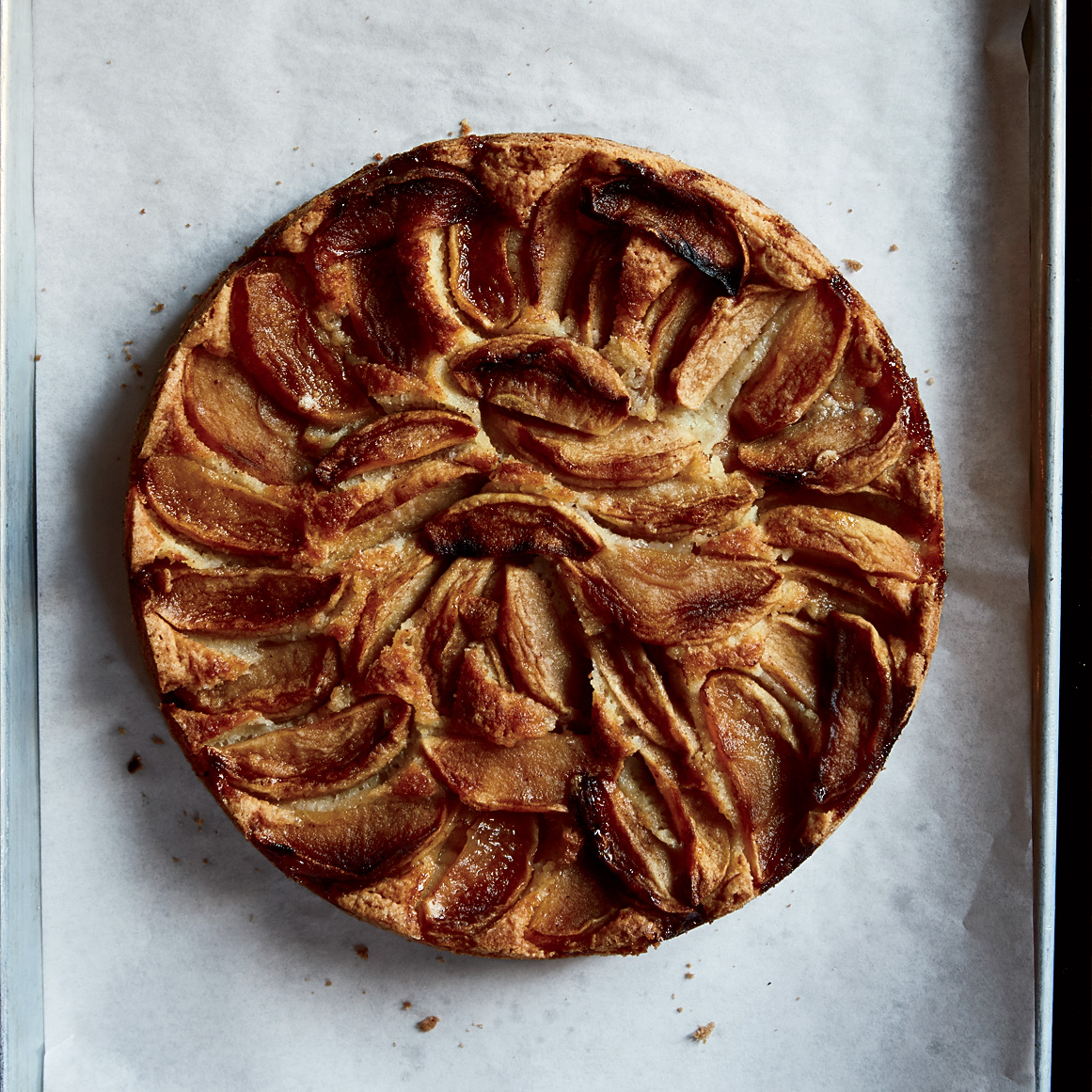 Day 11: Babette Friedman's Apple Cake