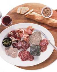 Charcuterie Plate 101