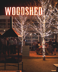 Best New BBQ: The Woodshed Smokehouse; Fort Worth, TX
