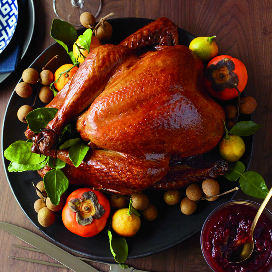 Joanne Chang's Asian-American Thanksgiving Feast
