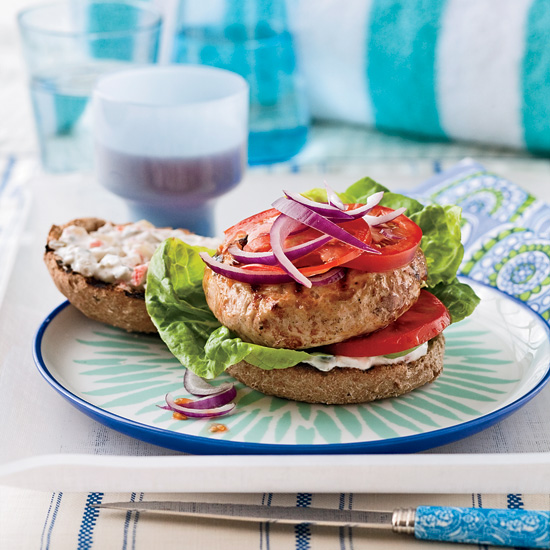 More Healthy Grilling Recipes