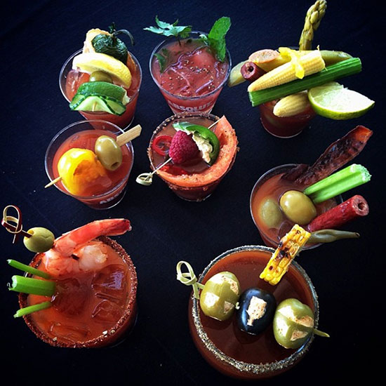 Editor Picks: Bloody Mary Masterpieces and Blue Bottle Coffee