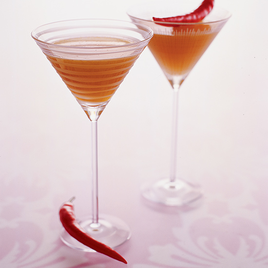 Chili Passion Martini