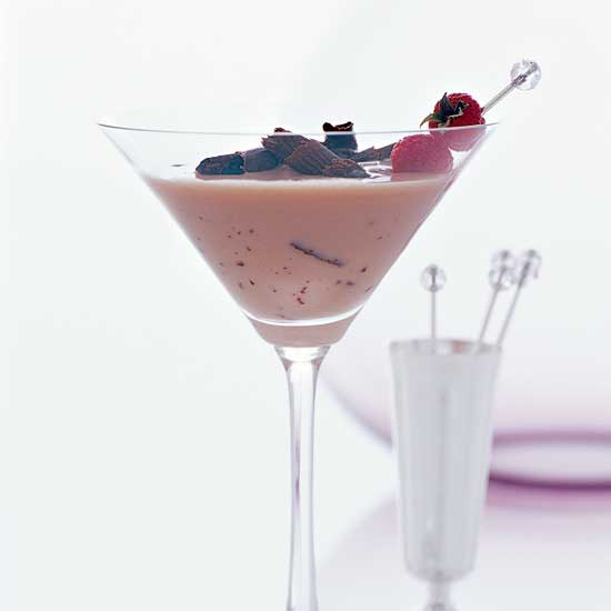 Chocolate-Raspberry Truffletini