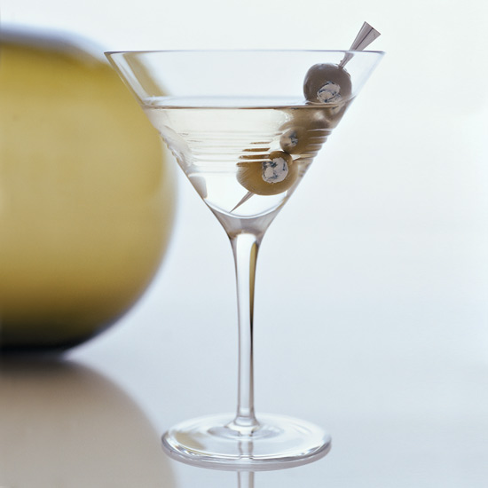 5 Martinis for Serious New Year's Eve Celebrations