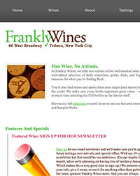 Frankly Wines