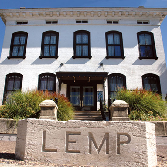Lemp Mansion; St. Louis, MO