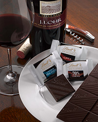 Matching Chocolate & Wine