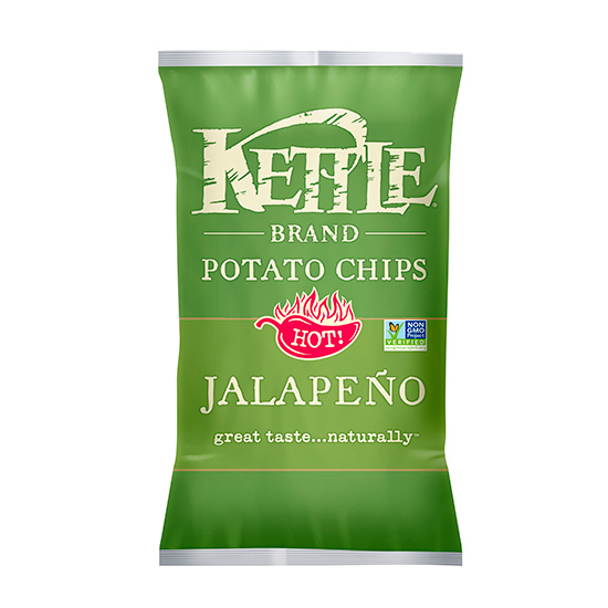 Kettle Brand Jalapeño Potato Chips