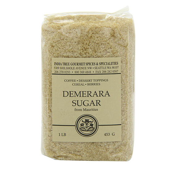 India Tree Demerara Sugar